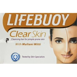 Lifebuoy Clear Skin Soap