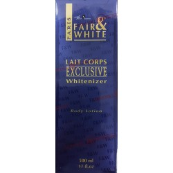 Fair & White Exclusive Whitenizer Body Lotion