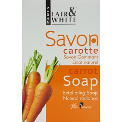 Fair & White Original Carrot Exfoliating Soap