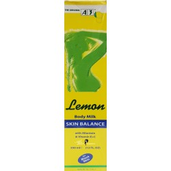 A3 Lemon Body Milk Skin Balance