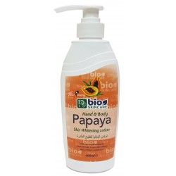 Bio Skincare Hand & Body - Papaya Skin Whitening Lotion