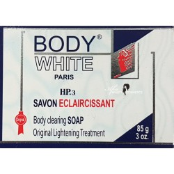Body White Soap