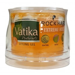 Vatika Gel - Rock Hard - Extreme Hold