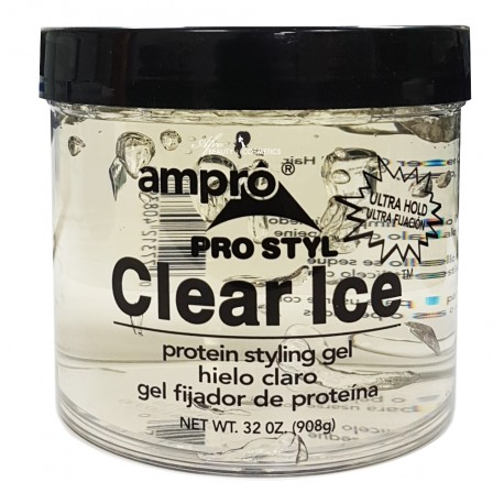 Ampro Pro Style Clear Ice - Ultra Hold