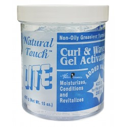 Natural Touch Lite Curl & Wave