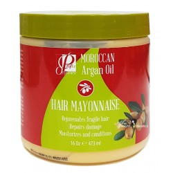 Profix Organics Moroccan Argan Oil - Hair Mayonnaise