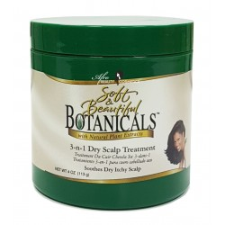Soft & Beautiful Botanicals 3-in-1 Dry Scalp Treatment
