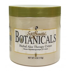 Soft & Beautiful Botanicals Herbal Aloe Therapy Creme