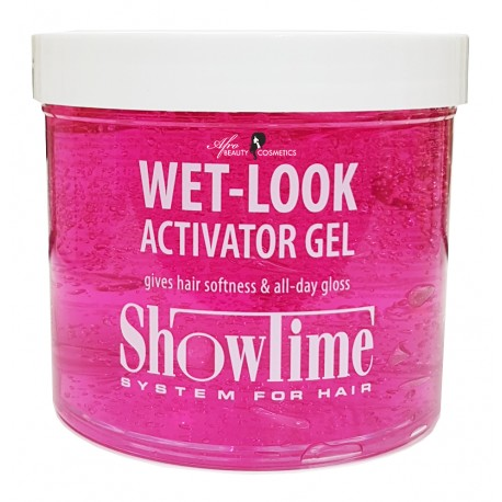Showtime Wet-Look Activator Gel