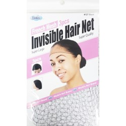 Invisible Hair Net
