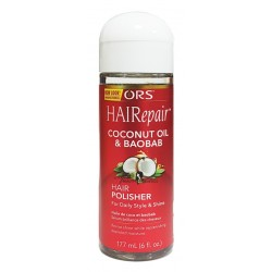 ORS Hairepair Coconut & Baobab Hair Polisher