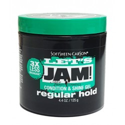 Let's Jam Shining & Conditioning Gel Regular Hold