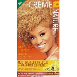Creme of Nature Ammonia Free Haircolor C40 - Lightest Blonde