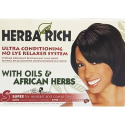 Herba Rich Relaxer with Oils & African Herbs - Super