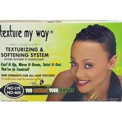 Texture My Way Texturizer Kit