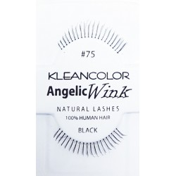 Kleancolor Angelic Wink Eye Lashes - Human Hair